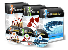 Introducing the Income Hybrid 3 in 1 software suite...